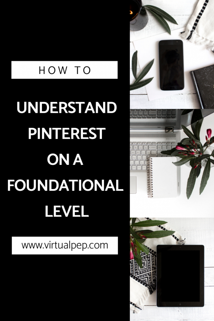 how to understand pinterest on a foundational level