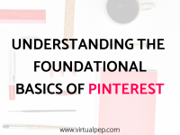 understanding the foundational basics of pinterest
