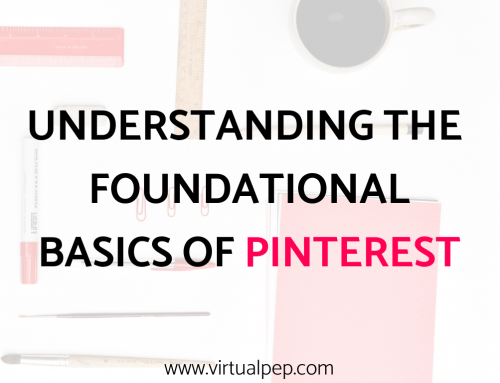 How To Understand Pinterest Basics